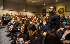 Students show support for HSI initiative