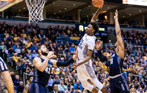 Photo Gallery: Men's basketball vs. Georgetown