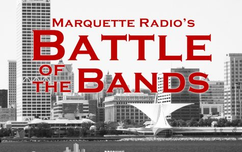 Battle of the Bands logo by Ian Schrank