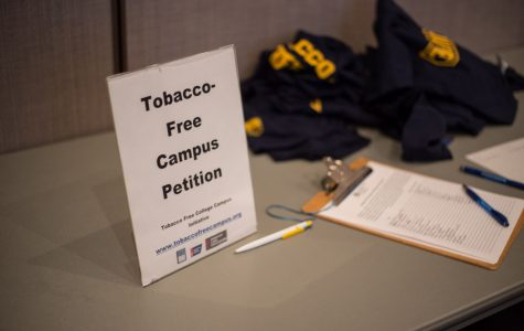 Great American Smokeout aims for tobacco-free campus