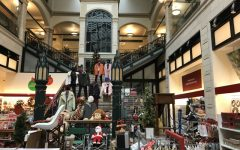 Holidays bring busy stores to retail workers