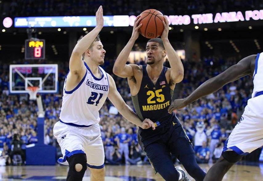 Marquette and Creighton are two teams with a serious shot at the third seed in the BIG EAST.