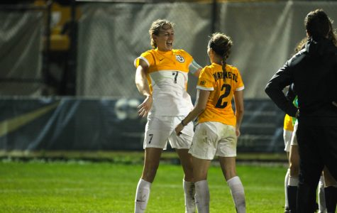 Morgan Proffitt is the second Marquette player to be drafted in the NWSL Draft.