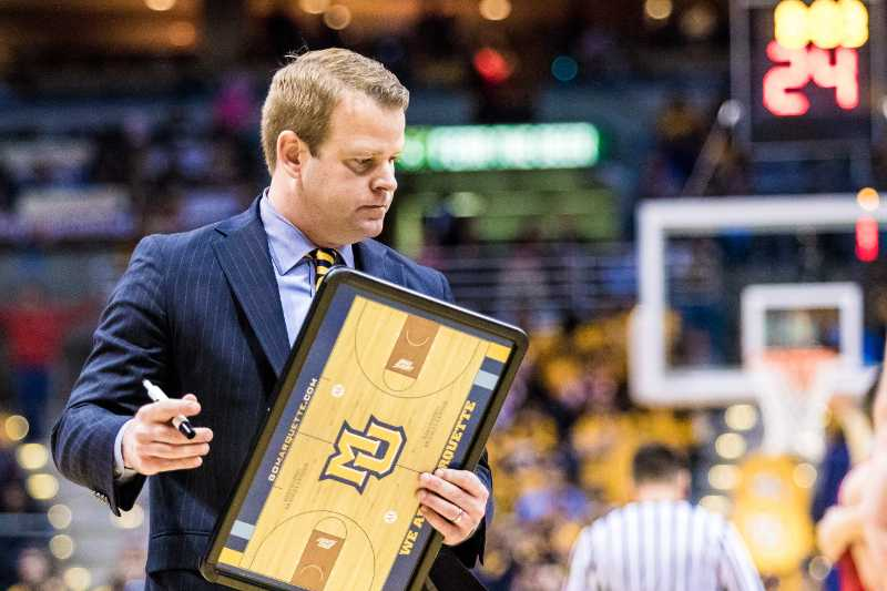 Steve Wojciechowski and his staff have two remaining scholarships for next season.