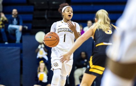 Women's basketball puts up 'no defense' in loss to Creighton