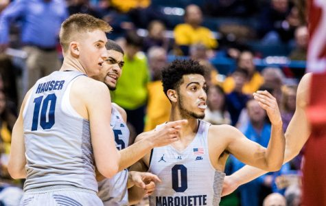 Markus Howard scored a career-high 26 points in Marquette's 88-80 loss to Butler.