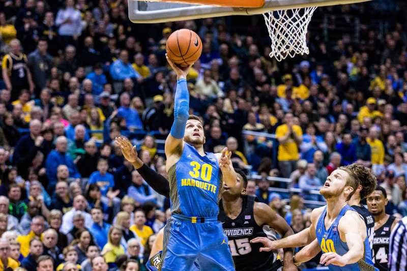 How safe is Marquette's road to the tournament?