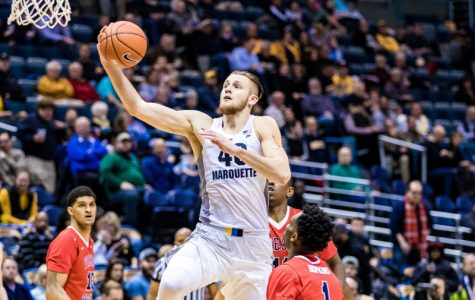 UNGER: Transfer Harry Froling and Marquette a perfect marriage