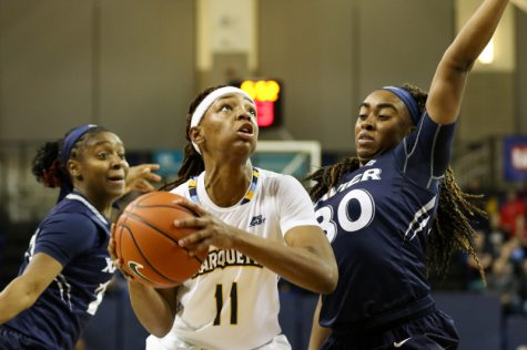 Dominant second quarter pushes Marquette past Xavier