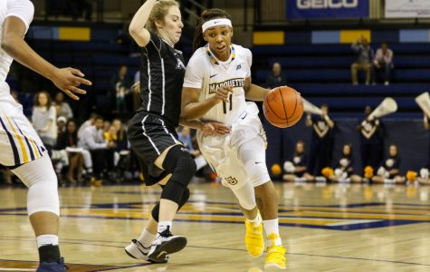 Marquette shakes things up in bounce-back victory over Providence