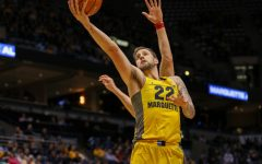 Reinhardt thriving for men's basketball post injury