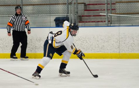 Hockey loses twice in tough series against Vanderbilt