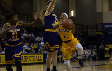 Marquette women erase first half deficit, stun No. 19/18