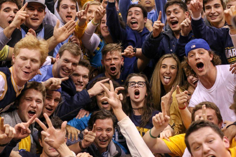 Rippling effects from Marquette's win over Villanova