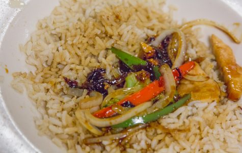 Schroeder's new menu options include stir fry and rice bowls.