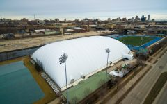 EDITORIAL: Dome over Valley Fields a welcome addition to campus