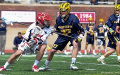 Men's lacrosse brought back to earth by No. 14 Richmond