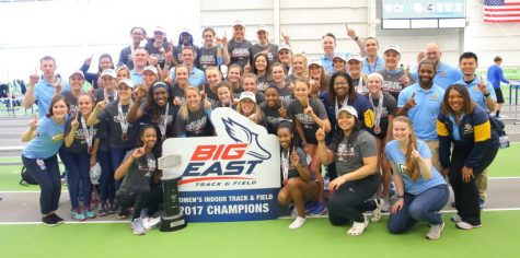 Women repeat as BIG EAST champions, men finish second at Outdoor Championships