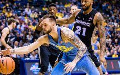 Men's basketball slips up at Providence