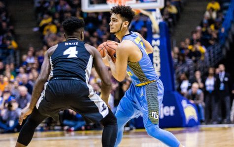 Floor slaps: Offense stalls, foul troubles plague MUBB in gut-wrenching loss
