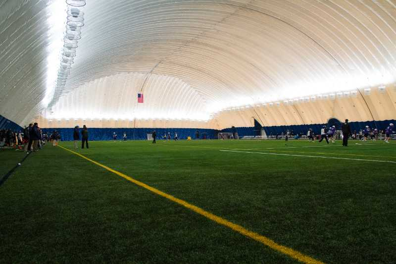 Marquette+and+High+Point+play+Saturday+in+a+scrimmage+at+the+dome.