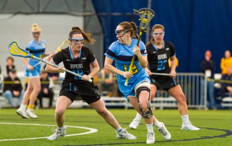 Costanza returns to talented women's lacrosse offense for final push
