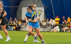 WLax comes up short again against John Hopkins