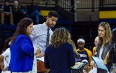 Women's assistant coach Merritt lives life of basketball