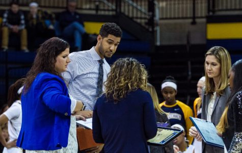 Women's assistant coach Merritt lives life of basketball