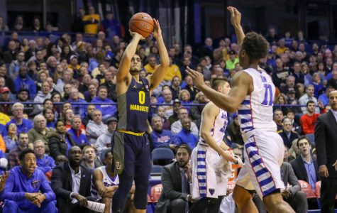 UNGER: MUBB leads entire nation in 3-point shooting percentage