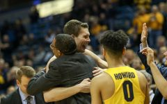 Heldt records double-double in victory against St. John's