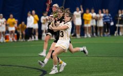 Women's lacrosse can't hang with No. 10 Notre Dame