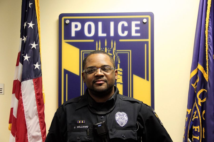 Behind+the+Badge%3A+MUPD+officer+Josiah+Williams