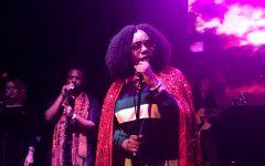 Noname's hopeful hip-hop realism shines at Miramar