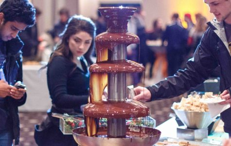 Night of Chocolate transforms ballrooms into Wonka's factory