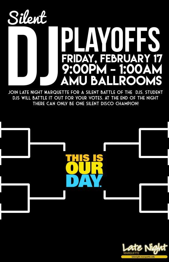 Silent Disco Premieres on MUs Campus
