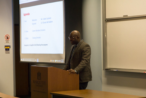EOP's TRIO day connects students with alumni