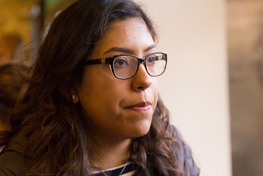 Marychel Figueroa believes immigration is important for the USA.