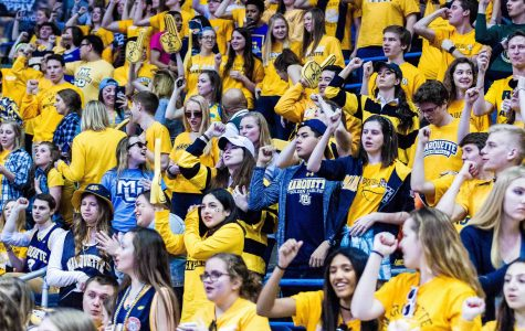 MCCARTHY: National Marquette Day no excuse for disrespect