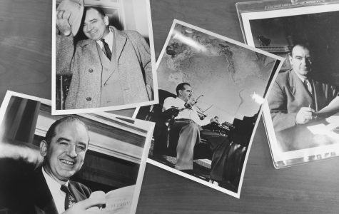 Libraries' McCarthy papers remain closed to the public