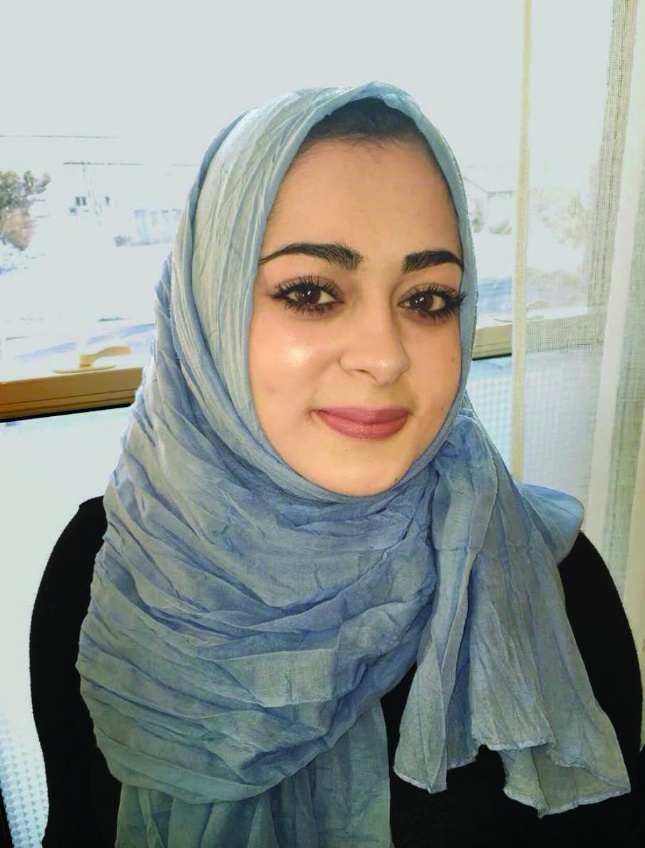 Sara Atshan Atshan is a sophomore in the College of Arts and Sciences.