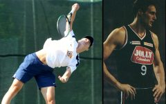 Tennis's Smrek got competitive side from NBA father