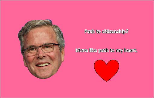 HUGHES: A love letter to Jeb Bush