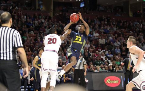 South Carolina is one of several familiar faces Marquette could encounter during the National Invitation Tournament.