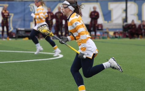 Women's lacrosse goes 1-2 over spring break