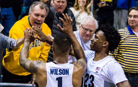 Men's basketball overcame adversity to reach NCAA Tournament