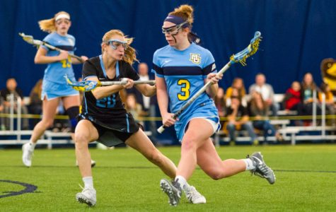 Women's lacrosse falls again to ranked opponent