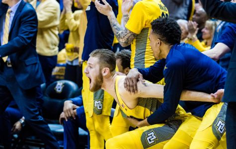 Seniors rise to the occasion as MUBB downs Xavier