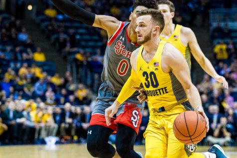 #17 Marquette Previews Friday's Game Against Southern