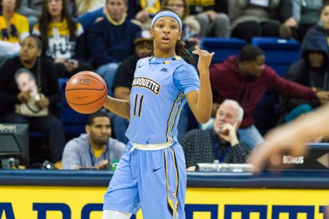 Marquette basketball notes